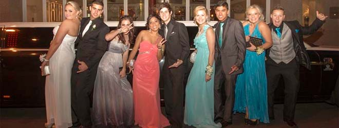 School Ball Limousine Hire Perth |